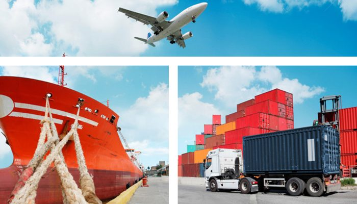 logistic and shipping